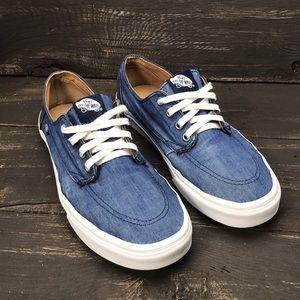 Vans Denim Sneakers Size Men's 10.5